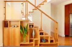 Under-Stair Storage by HouseLogic