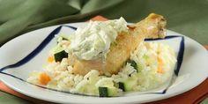 Pečeno pile s rižom i povrćem — Coolinarika