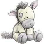 No 22 – Bobbin the Horse – Bobbin is a little horse who's trusting and carefree; she'll always bring a smile to your face.