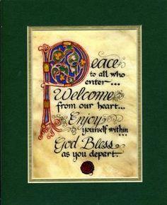 Celtic Card Company: Peace