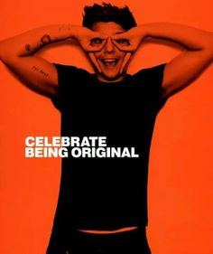 "We love One Direction's anti-bullying campaign! Louis Tomlinson: ""Celebrate being original."""