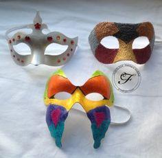 Idee 10 - Carnavalsmaskers