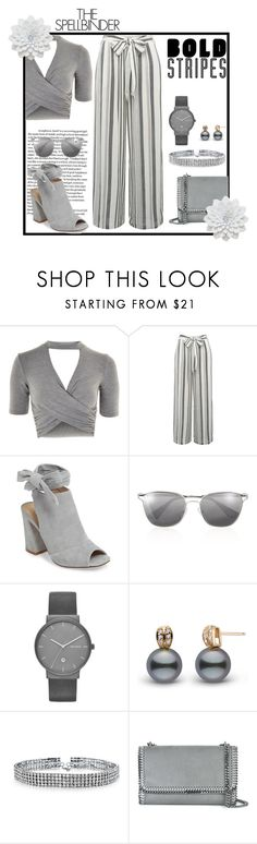 """""""The Spellbinder"""" by barones-tania ❤ liked on Polyvore featuring Topshop, M&Co, Kristin Cavallari, Prada, Skagen, Bling Jewelry, STELLA McCARTNEY and Gwyneth Shoes"""