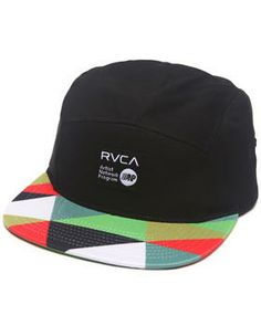 Love this Barry 5-Panel Cap by RVCA on DrJays. Take a look and get 20% off your next order!