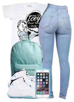 """1:23:15"" by codeineweeknds ❤ liked on Polyvore featuring Concord, Herschel and Retrò"