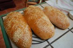 The Spice Garden: Bake Your Own Bread - Vienna Bread and Ramblings