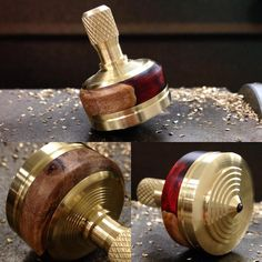 Working With Wood: What You Should Know Metal Lathe Projects, Metal Projects, Micro Lathe, Metal Fidget Spinner, Wood Lathe, Cnc Lathe, Spinning Top, Metal Shop, Novelty Items
