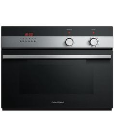 OB60NDEX2 - 60cm Compact 7 Function Built-in Oven - 80816 Masters $799