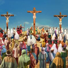 Pictures Of Jesus Christ, Religious Pictures, Bible Pictures, Cross Pictures, Jesus Christ Painting, Jesus Artwork, Catholic Art, Religious Art, Image Jesus