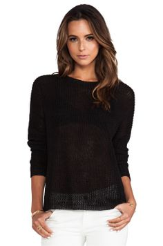 DemyLee Lila Sweater in Black from REVOLVEclothing