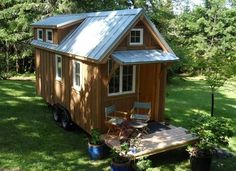 7 FREE tiny house plans: Download Now>>