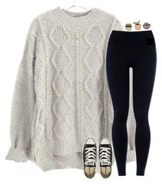 """i'm back! rtd!"" by southerngirl03 ❤ liked on Polyvore featuring NIKE, Converse and Michael Kors"