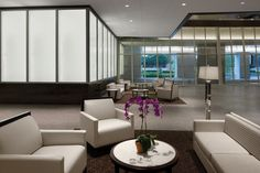The Methodist Hospital Outpatient Center in Houston designed by WHR Architects.