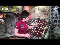 ITALIAN ACCENT. MILAN ACCENT. EUROPEAN ACCENT. Astronaut Samantha Cristoforetti is from Milan, Italy. She attended college in Germany. ▶ Space snack time with Samantha Cristoforetti - YouTube