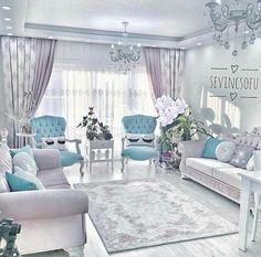 top 10 luxury living rooms ideas interior decor – Home Trends 2020 Glam Living Room, Living Room Decor Cozy, Elegant Living Room, Interior Design Living Room, Home And Living, Living Room Designs, Luxury Living, Sofa Set, Home Decor