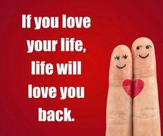Good Morning World! I absolutely Love life <3 <3 <3