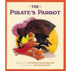 Book, The Pirate's Parrot by Lyn Rossiter McFarland & Craft