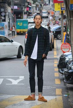 Official Korean Fashion : Korean Street Fashion: