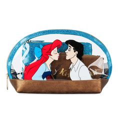 0a9d8fc69e68 Ariel and Eric Cosmetic Bag Set for Adults by Danielle Nicole
