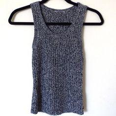 Ralph Lauren 100% linen top navy Brand new. Ralph lauren linen knit tank vest. I also have this in pink. 100% Linen. Ralph Lauren Tops