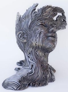 Gil Bruvel - inox sculptures