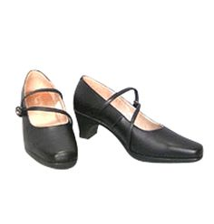 【モデルンバ免震パンプス黒(ストラップ付6cmヒール)】女性の足と体を守る免震機能付きの立ち仕事応援パンプスです。きつさ調整アジャスター付き!快適な履き心地でよく歩く女性にぴったりです!商品ページ→ http://inet.shops.net/item?itemid=19803