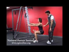 Video - Bodyweight Squat- From Incorrect Alignment to Correct Posture  (Hosted By: Ken Baldwin). #posture #exercise #squat #fitness #health #workout