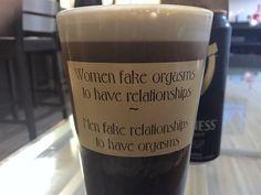 orgasms & relationships