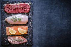 O tira-teimas da proteína, segundo uma nutricionsita Lose Thigh Fat, Lose Fat, Lose Belly Fat, Healthy Beauty, Health And Beauty, Greek Yogurt Dips, Lower Body Fat, Caloric Deficit, Steak Cuts