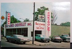 Chevrolet Dealership - I was an important gmac accountant for 10 months.