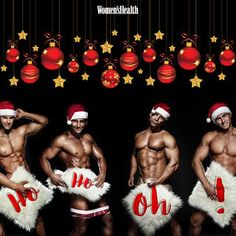 11 Christmas-Themed Sex Positions That Will Have You Jingling All the Way Gay Christmas, Christmas Couple, Christmas Fashion, Christmas Pictures, Christmas Greetings, Christmas And New Year, Christmas Humor, Christmas Themes, Christmas Holidays