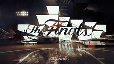NBA The Finals 2013 by Wojciech Szklarski, via Behance