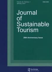 Journal of sustainable tourism.  Impact Factor: 1.929 Ranking: 4/36 (Hospitality, Leisure, Sport & Tourism)