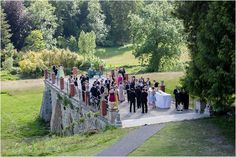 wedding guests France | Image by Magdalena Martin Photography