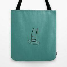 ESCALA Tote Bag by dissabtes - $22.00