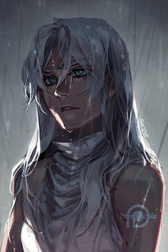 A concept for Amara/Sorcha I found on DA. ___  Carciphona - rain by shilin.deviantart.com on @DeviantArt