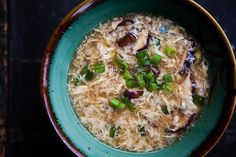 egg-drop-soup the best I love it better than the Chinese food Buffet here is the link. http://www.simplyrecipes.com/recipes/egg_drop_soup/#