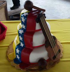TORTA LLANERA..... Fiesta Cake, Papi, Cakes, Desserts, Sweet Treats, Recipes, Fiestas, Tarts, Cake Party