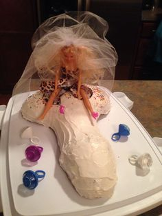Our version of bachelorette party cake!!!!