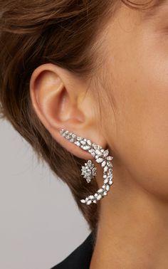 Gold Mini Heart Earrings with Round Cut Diamonds/ Micro Pave Earrings / Heart Shape Diamond Studs/ Minimalist Earrings - Fine Jewelry Ideas Plugs Earrings, Ruby Earrings, Diamond Drop Earrings, Heart Earrings, Diamond Studs, Silver Earrings, Ruby Jewelry, Wedding Jewelry, Silver Jewelry