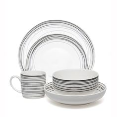 Swirl dinnerware by Milk & Sugar from Wedding List Co - The Leading Bridal Registry Specialist