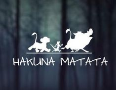 19 trendige Ideen für Tätowierungen Disney Lion King Hakuna Matata - New Ideas The Lion King, Lion King Shirt, Lion King Simba, Disney Lion King, Tattoo Geek, Tattoo Kind, Disney Tattoos, Lion King Quotes, Iphone Wallpaper Quotes Inspirational