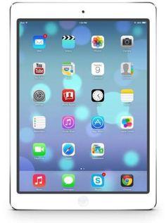 Apple Ipad Air Silver