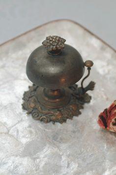 vintage hotel desk bells - Google Search