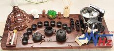Набор для чайной церемонии 22 предмета с Буддой