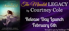 Release Day Launch! An Excerpt & #Giveaway of The Minaldi Legacy by Courtney Cole! http://www.whatsbeyondforks.com/2014/02/release-day-launch-excerpt-giveaway-of.html