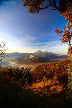 Mt Bromo Sunrise by David Smazik on 500px