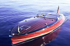 Building A Wooden Boat From Scratch-Plywood Boat Building Plans Free Wooden Boat Building, Wooden Boat Plans, Boat Building Plans, Wooden Speed Boats, Wood Boats, Chris Craft, Classic Wooden Boats, Classic Boat, Best Boats