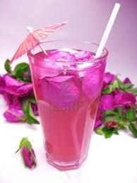 Picture of rose punch tea cocktail punch in cup stock photo, images and stock photography. Shooter Drink, Colorful Drinks, Tea Cocktails, Music Humor, Iced Tea, Yummy Drinks, Shot Glass, Punch, Icing
