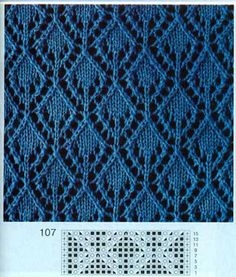 Petit Inuit pattern by polo sylvie Lace Knitting Stitches, Lace Knitting Patterns, Knitting Kits, Knitting Charts, Lace Patterns, Easy Knitting, Stitch Patterns, Gilet Crochet, Crochet Yarn